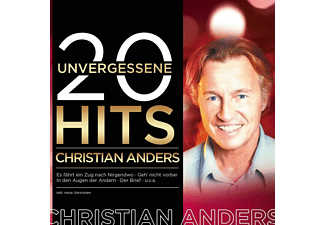 Christian Anders - 20 Unvergessene Hits - (CD)