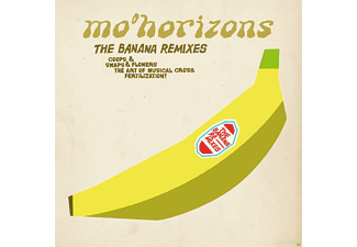 VARIOUS, Mo# Horizons - The Banana Remixes [CD]