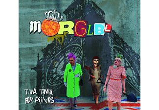 Morglbl - Tea Time For Punks - (CD)