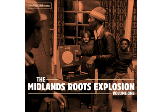 VARIOUS - The Midlands Roots Explosion Vol.1 [CD]