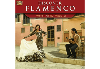 VARIOUS - Discover Flamenco With Arc Music [CD]