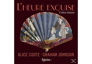 Alice Coote;Graham Johnson - L'heure Exquise-A French Songbook - (CD)