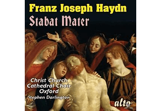 Jeni Bern, Jeanette Ager, Andrew Carwood, Giles Underwood, David Goode, Oxford Choir Of Christ Church Cathedral, London Musici - Stabat Mater - (CD)