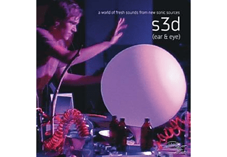 VARIOUS - S 3d (Ear & Eye) [CD + DVD]