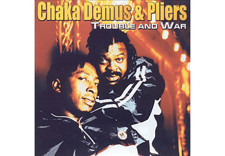 Chaka Demus & Pliers - Trouble and War (CD)