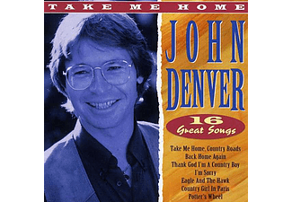 John Denver - 16 Great Songs - Take Me Home (CD)