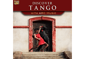 Various - Discover Tango With Arc Music [CD]