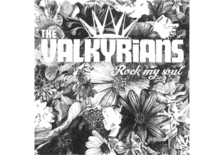 The Valkyrians - Rock My Soul - (CD)