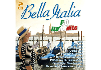 VARIOUS - Bella Italia-50 Italo-Hits - (CD)