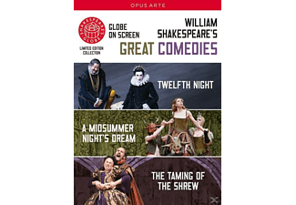 Twelfth Night/Midsummer Night's Dream/+ - (DVD)