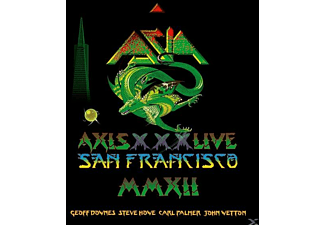 Asia - Axis XXX Live In San Francisco Mmxii [Blu-ray]