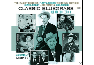 VARIOUS - Classic Bluegrass Album Collection - (CD)