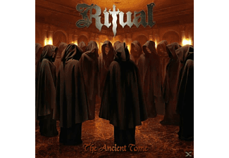 Ritual - The Ancient Tome - (CD)