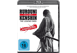Rurouni Kenshin - The Legend Ends [Blu-ray]