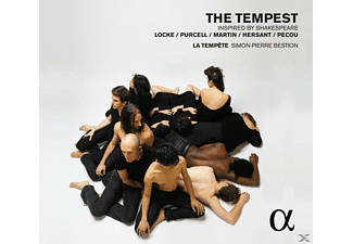 Chantal Santon Jeffery, Lucile Richardot, Lisandro Abadie, La Tempête - The Tempest - (CD)