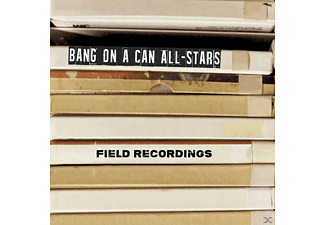 Bang On A Can Allstars - Field Recordings - (CD + DVD)