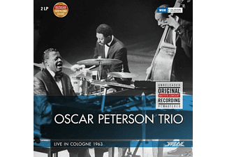Oscar Trio Peterson - Live In Cologne 1963 - (LP + Download)