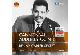 Canonball Adderley Quintet / Benny Carter Sextet - Live In Cologne 1961 - (LP + Download)