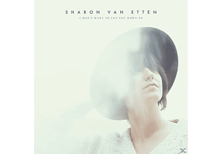 Sharon Van Etten - I Don't Want To Let You Down [CD]
