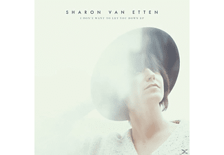 Sharon Van Etten - I Don't Want To Let You Down - (LP + Download)