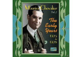 Maurice Chevalier - The Early Years - (CD)