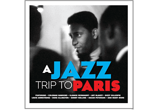 VARIOUS - A Jazz Trip To Paris - (CD)