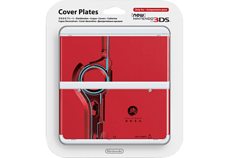 NINTENDO New 3DS Cover Plate - Xenoblade
