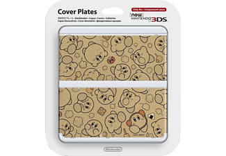 NINTENDO New 3DS Cover Plate - Kirby