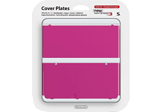 NINTENDO New 3DS Cover Plate - Rosa