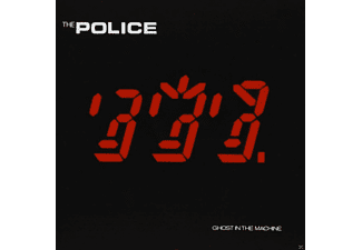 The Police - Ghost In The Machine - (CD EXTRA/Enhanced)
