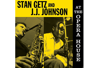 Stan Getz, J.J. Johnson - At The Opera House [Vinyl]