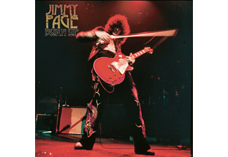 Jimmy Page - Burn Up [Vinyl]