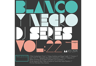 VARIOUS - Blanco Y Negro Dj Series Vol.22 - (CD)