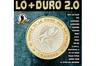 VARIOUS - Lo+Duro 2.0 - (CD)