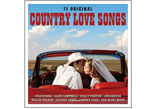 VARIOUS - Country Love Songs - (CD)