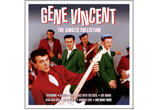 Gene Vincent - Singles Collection - (CD)