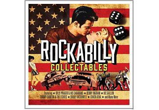 VARIOUS - Rockabilly Collectables - (CD)