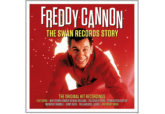 Freddy Cannon - Swan Records Story - (CD)