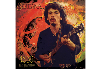Carlos Santana - 1968 San Francisco - (CD)