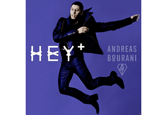 Andreas Bourani - Hey+(Ltd.Edt.) - (CD + Blu-ray Disc)