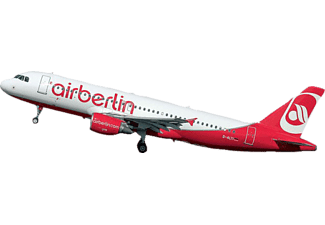 REVELL 64861 Airbus A320 Airberlin