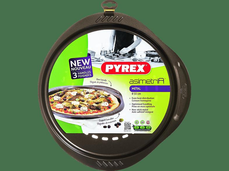 PYREX Asimetria Αντικολλητικό ταψί για πίτσα 32 cm - (322006) μικροσυσκευές   φροντίδα σκεύη κουζίνας ταψιά  φόρμες είδη σπιτιού   μικροσυσκευ