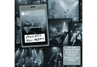 The Monochrome Set - Access All Areas [CD + DVD Video]