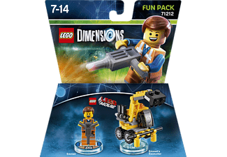 LEGO DIMENSIONS LEGO Dimensions Fun Pack - LEGO Movie Emmet Spielfiguren