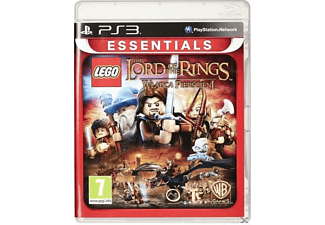 LEGO: The Lord of the Rings (Essentials) (PlayStation 3)