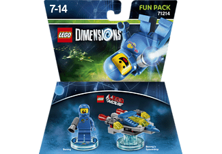 LEGO DIMENSIONS LEGO Dimensions Fun Pack - LEGO Movie Benny Spielfiguren