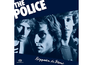 The Police - Regatta De Blanc - (CD EXTRA/Enhanced)
