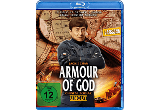 Armour of God - Chinese Zodiac UNCUT [Blu-ray]