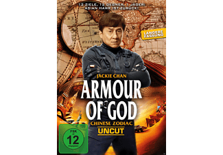 Armour of God - Chinese Zodiac UNCUT [DVD]