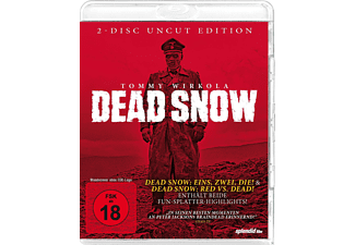 Dead Snow ( Double Feature ) - (Blu-ray)